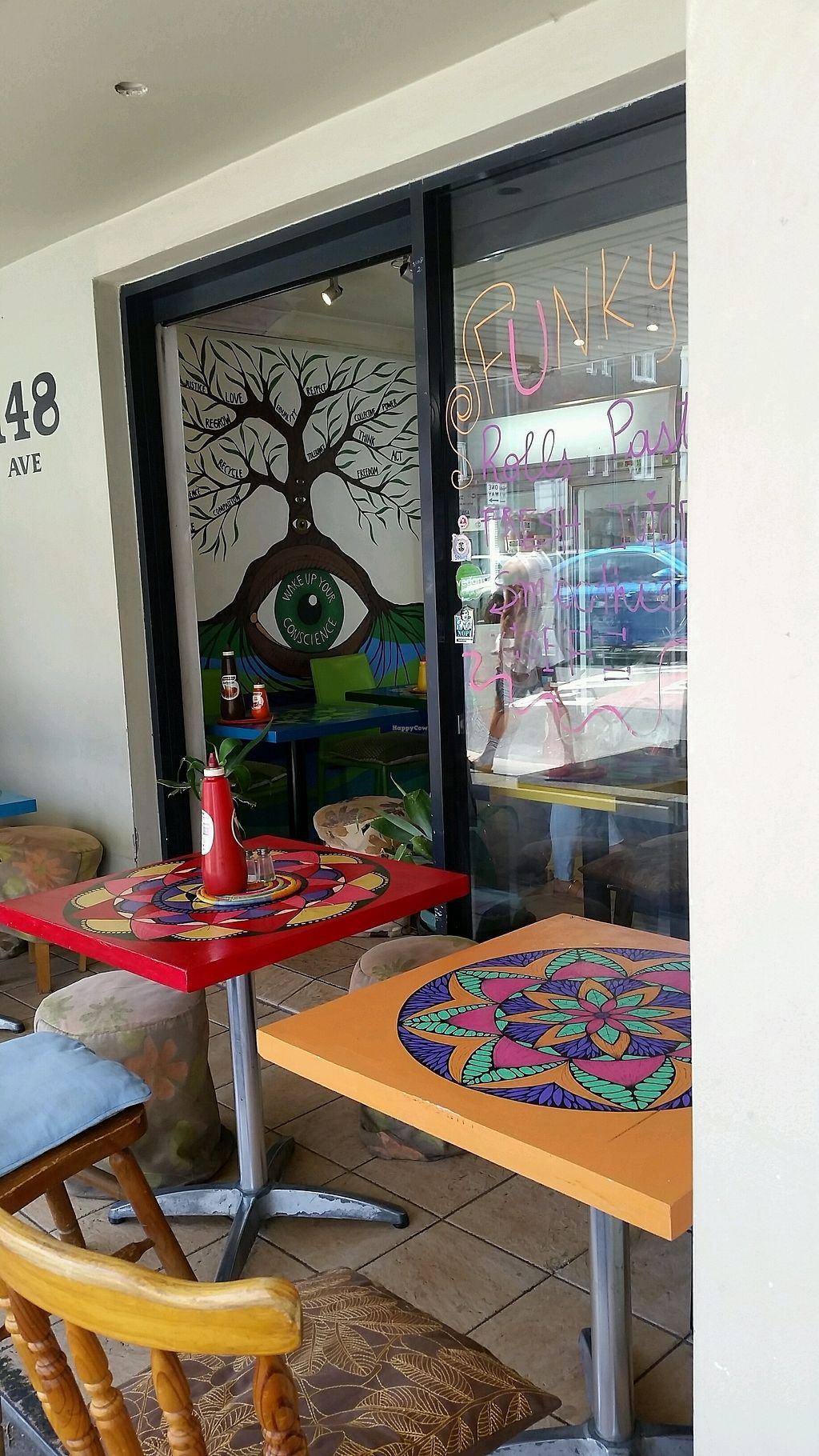 """Photo of Funky Pies  by <a href=""""/members/profile/emmawestrup"""">emmawestrup</a> <br/>Funky Pies, funky furniture! <br/> February 12, 2018  - <a href='/contact/abuse/image/17244/358339'>Report</a>"""
