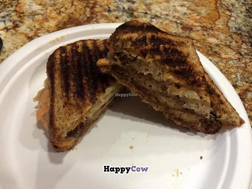 "Photo of 4th Generation Organic Market - East  by <a href=""/members/profile/kmilitello"">kmilitello</a> <br/>Tempeh Reuben <br/> December 18, 2013  - <a href='/contact/abuse/image/17257/60491'>Report</a>"
