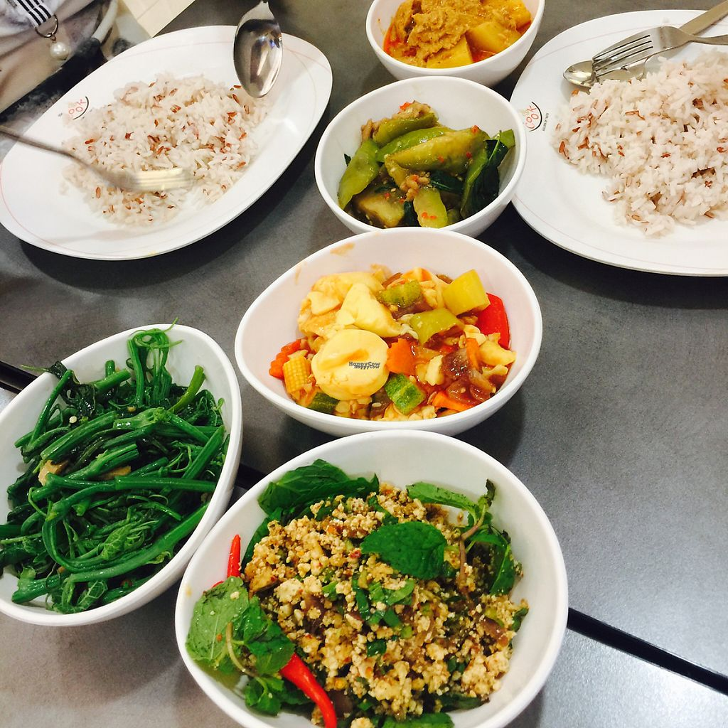 """Photo of The Cook - Vegetarian Food Booth  by <a href=""""/members/profile/Tengleelian"""">Tengleelian</a> <br/>wide variety to choose from  <br/> March 15, 2017  - <a href='/contact/abuse/image/17282/236766'>Report</a>"""