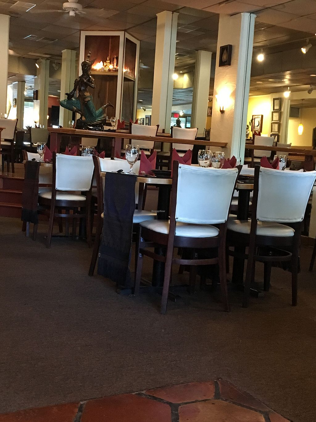 "Photo of Lai Thai Cuisine - Somsak  by <a href=""/members/profile/nardanddee"">nardanddee</a> <br/>interior <br/> July 18, 2017  - <a href='/contact/abuse/image/17291/281940'>Report</a>"