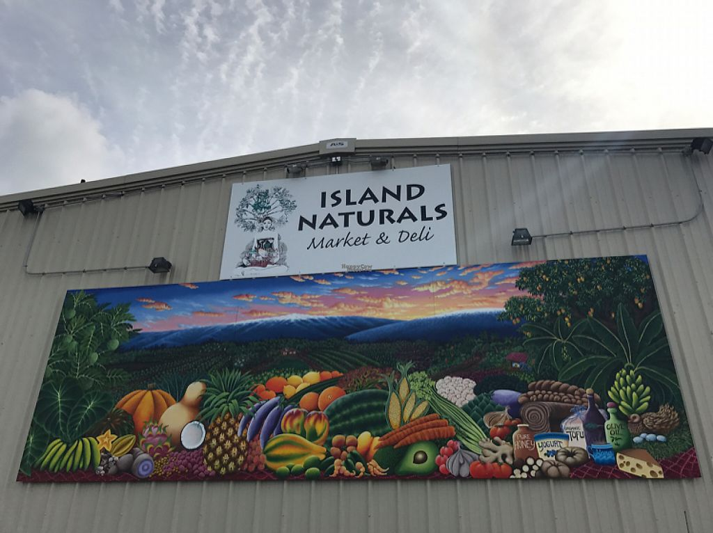 """Photo of Island Naturals Market  by <a href=""""/members/profile/Sarah%20P"""">Sarah P</a> <br/>in Kona <br/> December 27, 2016  - <a href='/contact/abuse/image/17403/205366'>Report</a>"""
