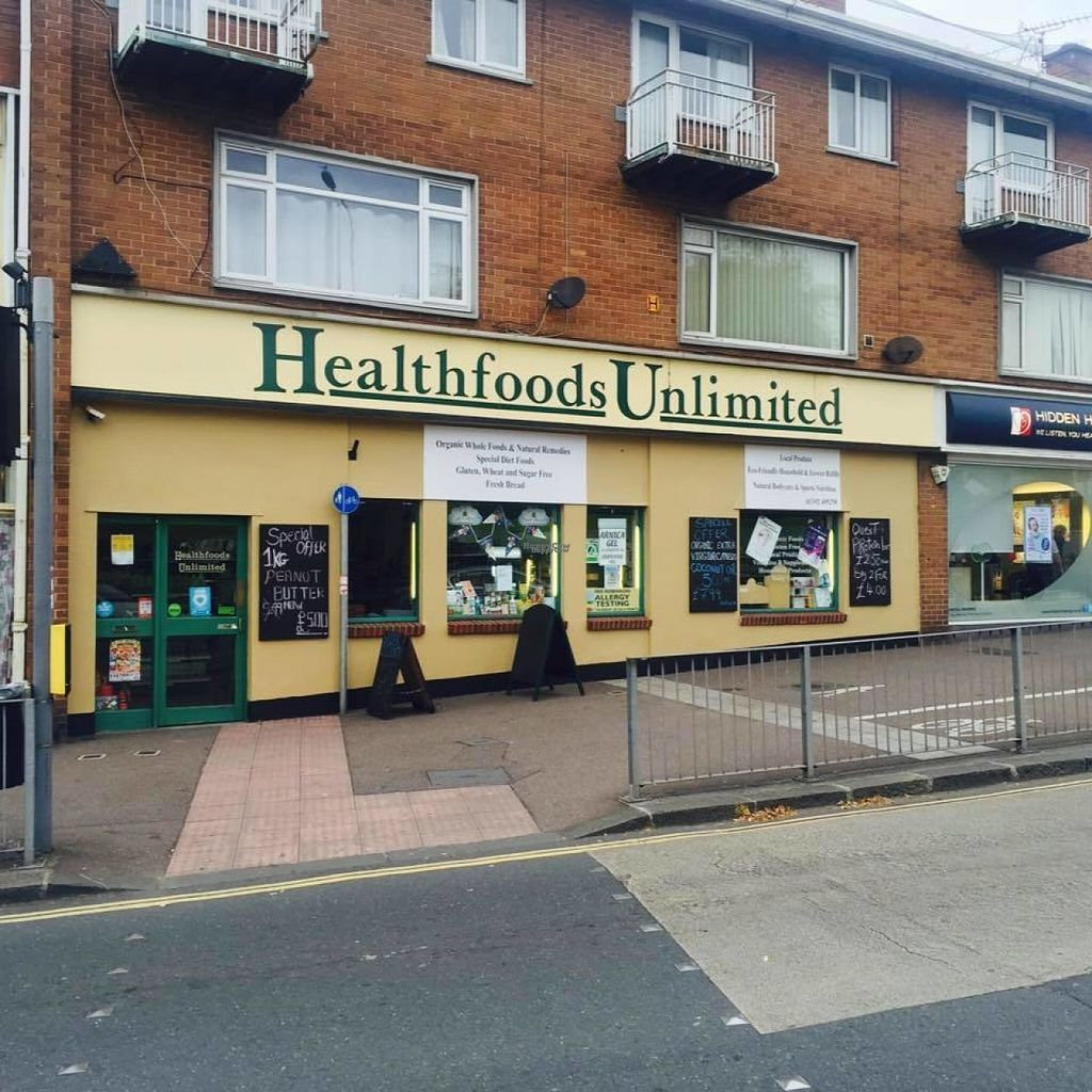 """Photo of Healthfoods Unlimited  by <a href=""""/members/profile/Meaks"""">Meaks</a> <br/>Healthfoods Unlimited <br/> August 3, 2016  - <a href='/contact/abuse/image/17413/164987'>Report</a>"""