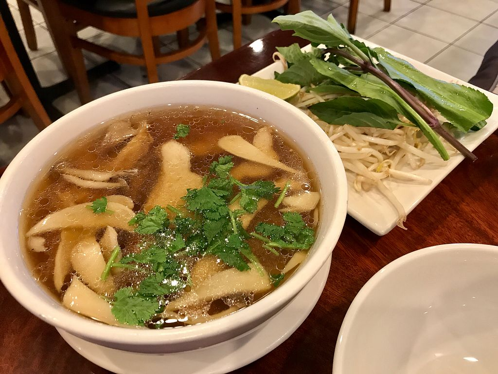 "Photo of Hoa Sen Vegetarian Restaurant  by <a href=""/members/profile/FatTonyBMX"">FatTonyBMX</a> <br/>Lotus soup. Super good!  <br/> July 30, 2017  - <a href='/contact/abuse/image/17445/286815'>Report</a>"