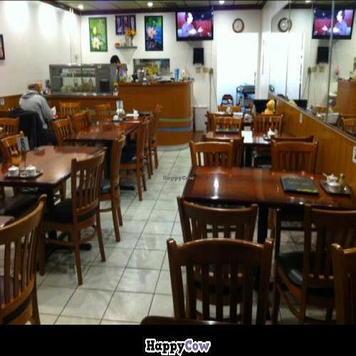 """Photo of Hoa Sen Vegetarian Restaurant  by <a href=""""/members/profile/H"""">H</a> <br/>inside <br/> December 5, 2013  - <a href='/contact/abuse/image/17445/59906'>Report</a>"""