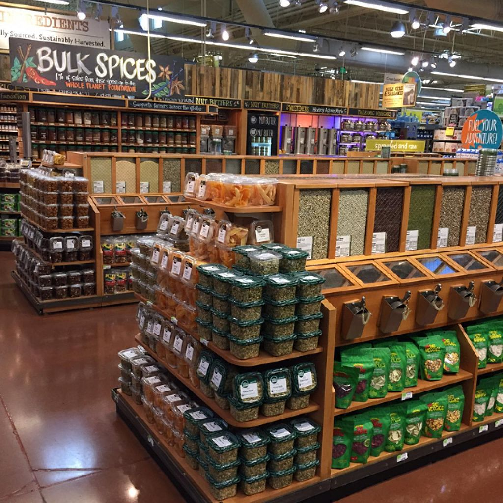 "Photo of Whole Foods Market - Pearl St  by <a href=""/members/profile/Ellenkm"">Ellenkm</a> <br/>bulk section, partial view <br/> July 12, 2015  - <a href='/contact/abuse/image/1744/109051'>Report</a>"
