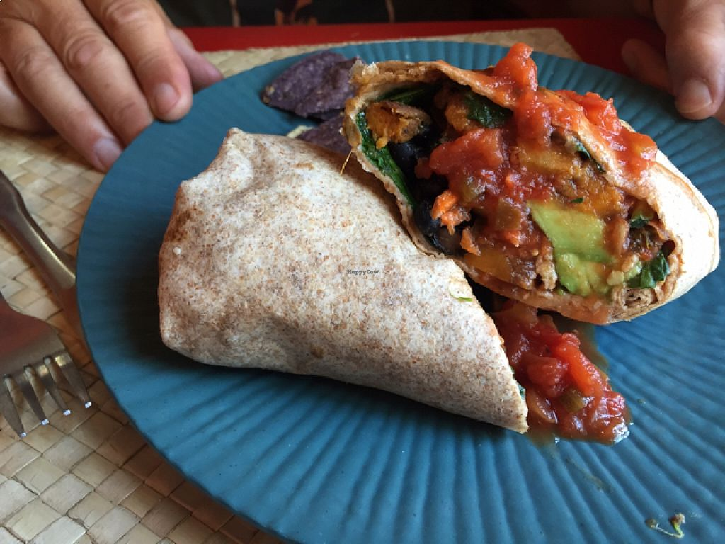 """Photo of Amazing Grace  by <a href=""""/members/profile/cwarrick1"""">cwarrick1</a> <br/>sweet potato burrito  <br/> August 19, 2015  - <a href='/contact/abuse/image/1747/114339'>Report</a>"""