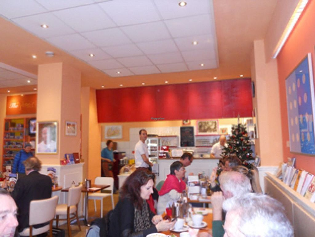 """Photo of The Heart of Joy Cafe  by <a href=""""/members/profile/Trummerflute"""">Trummerflute</a> <br/>Heart of Joy at lunchtime <br/> December 25, 2014  - <a href='/contact/abuse/image/17506/88685'>Report</a>"""