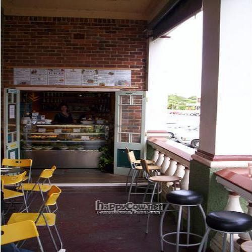 """Photo of Santos Cafe  by <a href=""""/members/profile/vegan_simon"""">vegan_simon</a> <br/> May 14, 2009  - <a href='/contact/abuse/image/17539/1935'>Report</a>"""