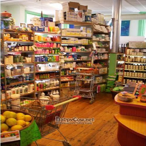 """Photo of Santos Organic and Natural Food  by <a href=""""/members/profile/vegan_simon"""">vegan_simon</a> <br/> May 14, 2009  - <a href='/contact/abuse/image/17540/1933'>Report</a>"""