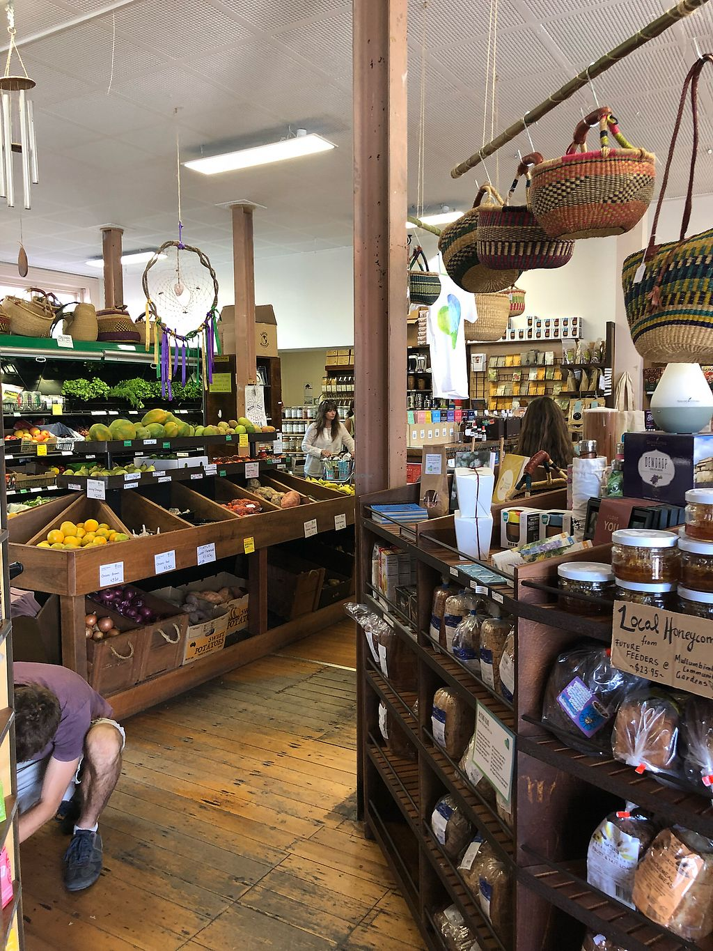 """Photo of Santos Organic and Natural Food  by <a href=""""/members/profile/ben_eitel"""">ben_eitel</a> <br/>Great selection of produce & home essentials <br/> January 17, 2018  - <a href='/contact/abuse/image/17540/347532'>Report</a>"""