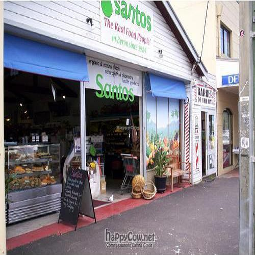 """Photo of Santos Health Foods & Cafe  by <a href=""""/members/profile/vegan_simon"""">vegan_simon</a> <br/> May 14, 2009  - <a href='/contact/abuse/image/17541/1922'>Report</a>"""