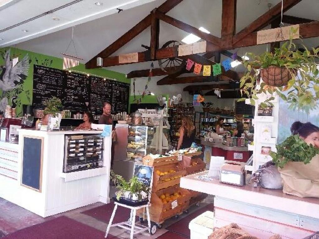 """Photo of Santos Health Foods & Cafe  by <a href=""""/members/profile/chantea"""">chantea</a> <br/>Shop front at Santos <br/> April 26, 2014  - <a href='/contact/abuse/image/17541/68630'>Report</a>"""