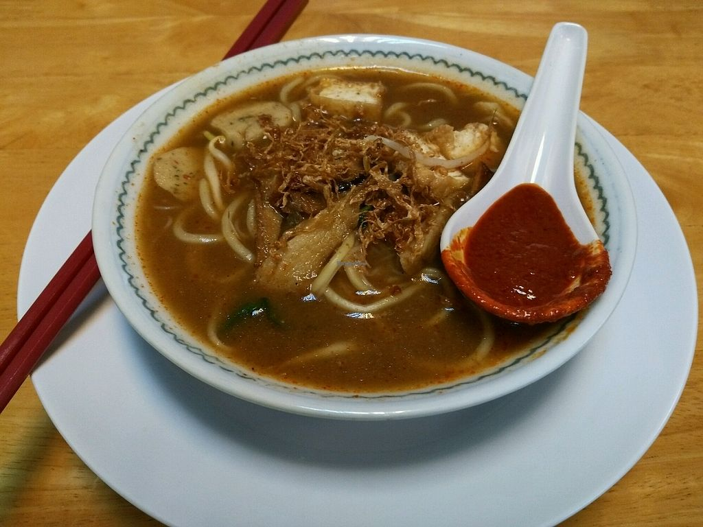 """Photo of Zhu Yuan  by <a href=""""/members/profile/uradlham"""">uradlham</a> <br/>Hokkian Mee (careful with the spices!!) <br/> September 25, 2017  - <a href='/contact/abuse/image/17559/308185'>Report</a>"""