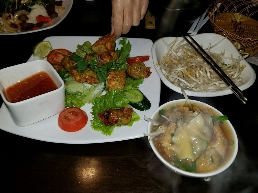 """Photo of Bo De Tinh Tam Chay - Beach Blvd  by <a href=""""/members/profile/litano"""">litano</a> <br/>the best fried wontons ever <br/> November 27, 2017  - <a href='/contact/abuse/image/17563/329706'>Report</a>"""
