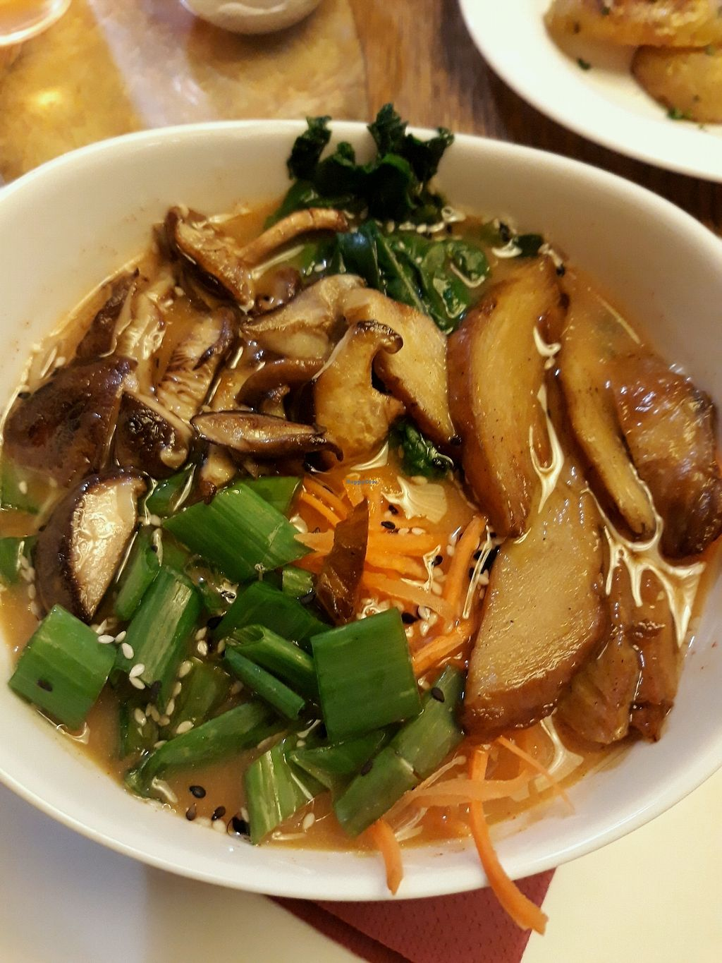 """Photo of Maitrea  by <a href=""""/members/profile/LLu"""">LLu</a> <br/>Piquant Soba noodles <br/> March 20, 2018  - <a href='/contact/abuse/image/17585/373423'>Report</a>"""