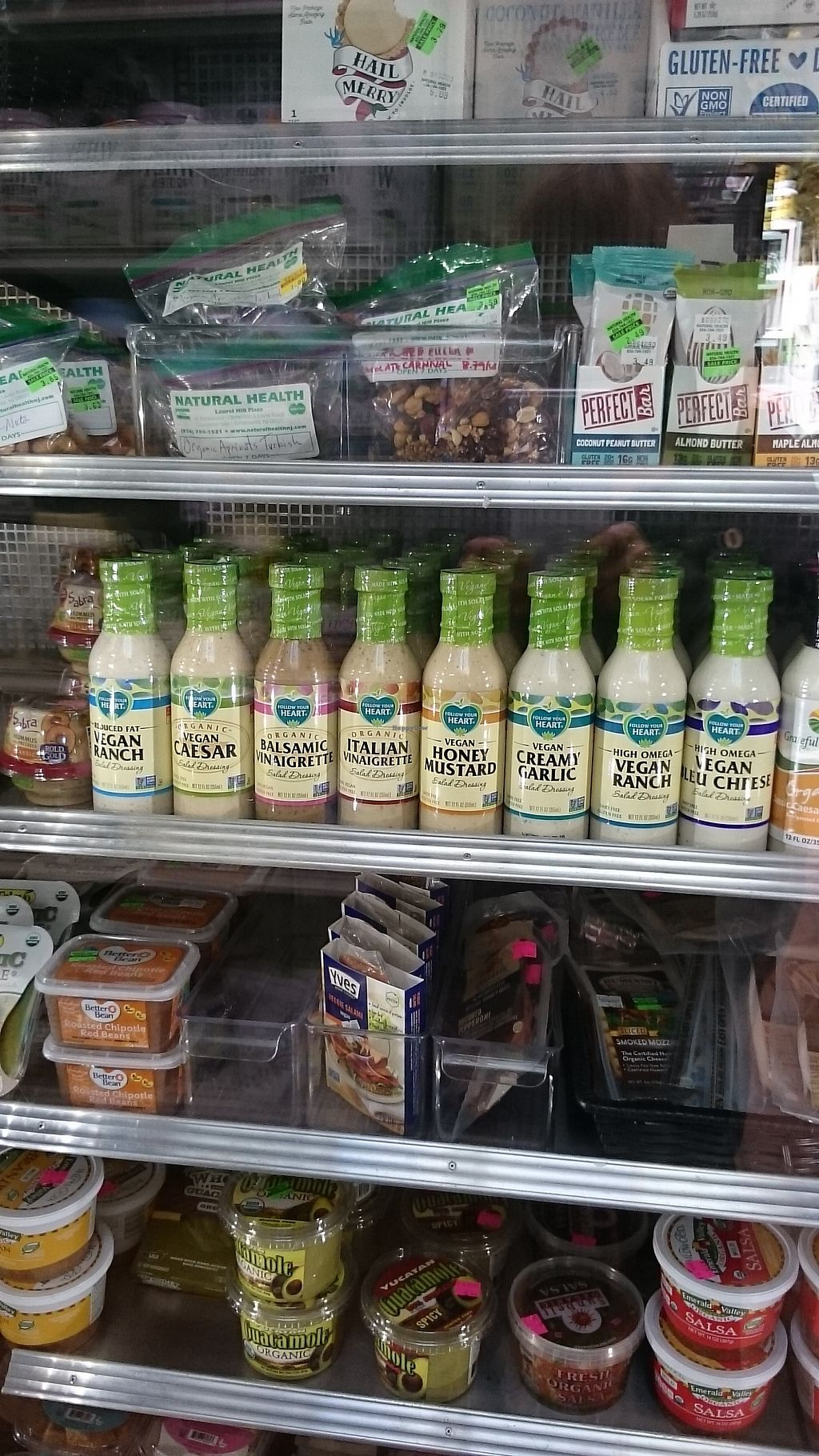"""Photo of Natural Health  by <a href=""""/members/profile/ZoraySpielvogel"""">ZoraySpielvogel</a> <br/>Refrigerator section.  <br/> September 10, 2017  - <a href='/contact/abuse/image/17602/302994'>Report</a>"""