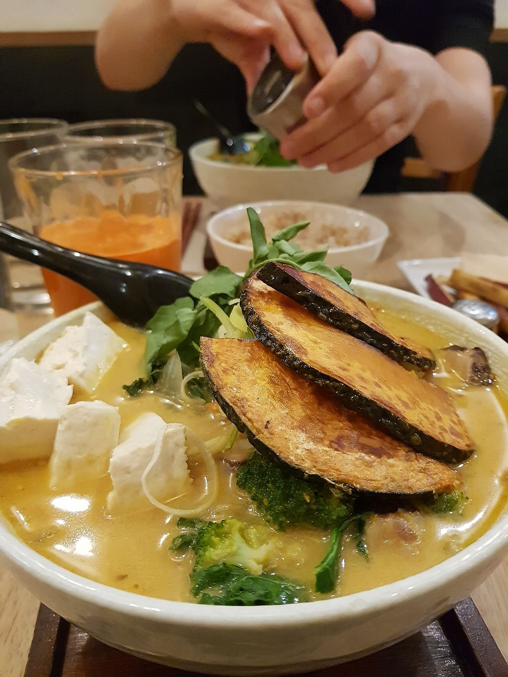 """Photo of Souen - East Village  by <a href=""""/members/profile/Zhenli"""">Zhenli</a> <br/>ramen <br/> August 8, 2017  - <a href='/contact/abuse/image/17617/290484'>Report</a>"""
