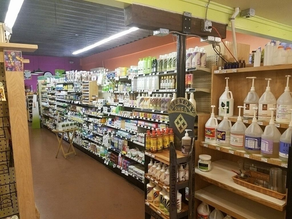 """Photo of Durango Natural Foods  by <a href=""""/members/profile/kenvegan"""">kenvegan</a> <br/>body care <br/> August 16, 2016  - <a href='/contact/abuse/image/1768/169246'>Report</a>"""