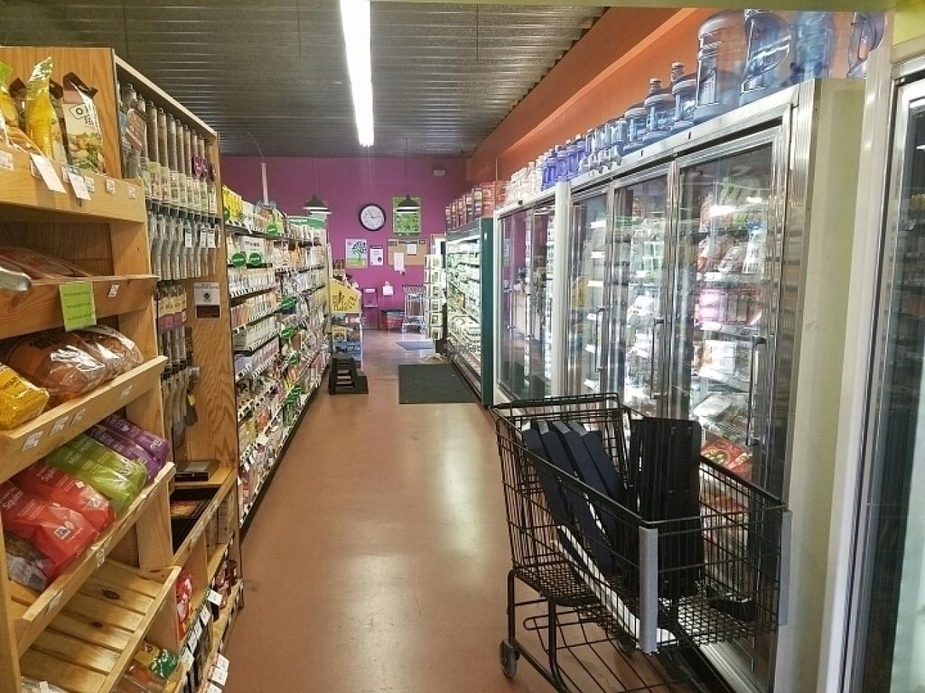 """Photo of Durango Natural Foods  by <a href=""""/members/profile/kenvegan"""">kenvegan</a> <br/>products <br/> August 16, 2016  - <a href='/contact/abuse/image/1768/169247'>Report</a>"""
