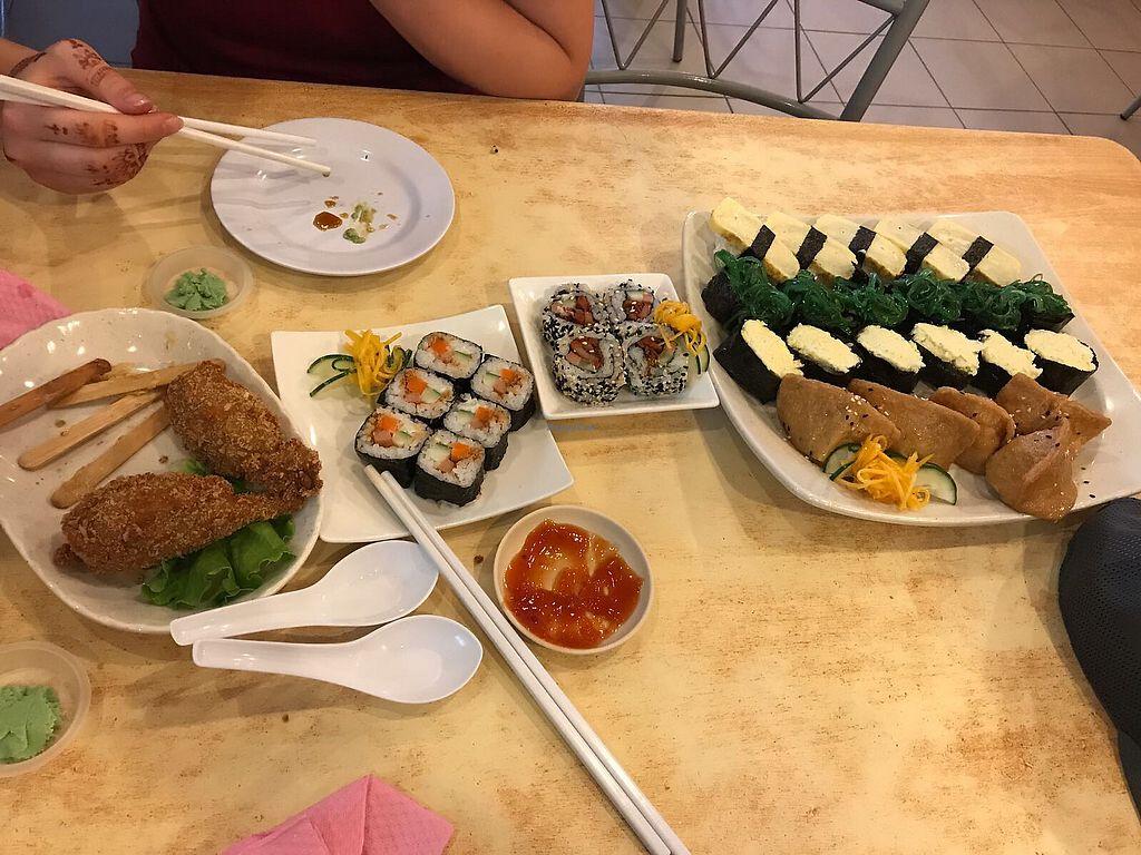 """Photo of Jiu Jiu Fu  by <a href=""""/members/profile/nxdxk"""">nxdxk</a> <br/>Sushi <br/> July 9, 2017  - <a href='/contact/abuse/image/17692/278109'>Report</a>"""