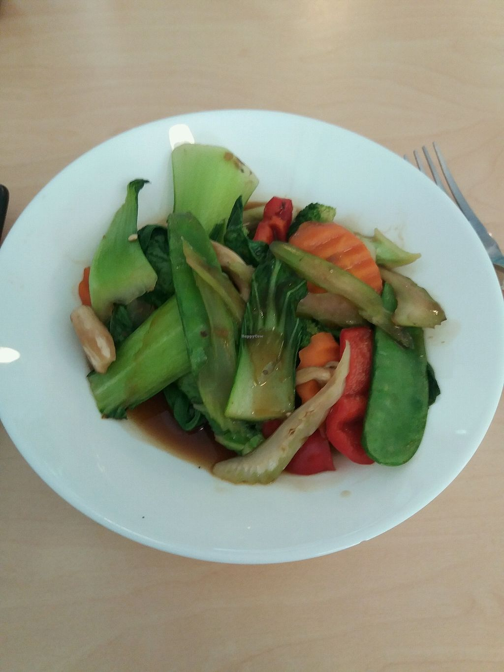 "Photo of Vina Vegan  by <a href=""/members/profile/veganvirtues"">veganvirtues</a> <br/>mixed veggies <br/> December 23, 2017  - <a href='/contact/abuse/image/17714/338263'>Report</a>"