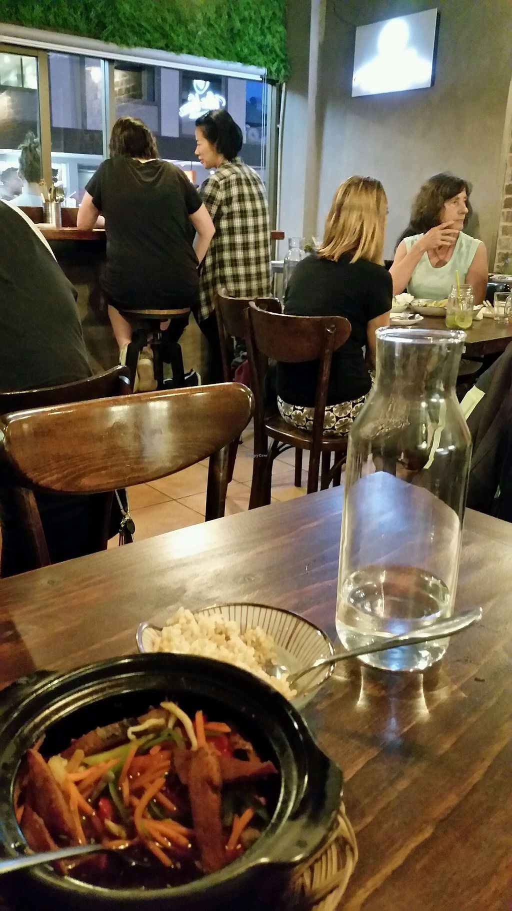 "Photo of Vina Vegan  by <a href=""/members/profile/MarianneFoley"">MarianneFoley</a> <br/>vina vegetarian reopening night  <br/> March 16, 2018  - <a href='/contact/abuse/image/17714/371257'>Report</a>"
