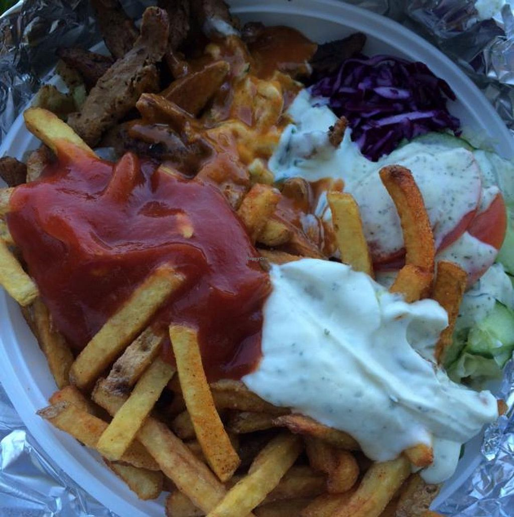 """Photo of Vleischerei  by <a href=""""/members/profile/macello"""">macello</a> <br/>Gyros and frites <br/> October 4, 2014  - <a href='/contact/abuse/image/17729/82129'>Report</a>"""