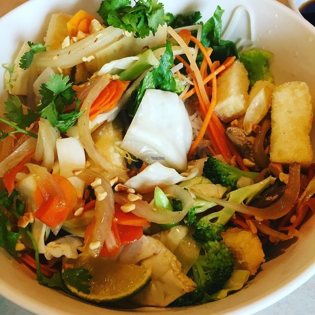 """Photo of Tofu Hut  by <a href=""""/members/profile/sarahburnsy"""" class=""""title__title"""">sarahburnsy</a> <br/>Viet Garden Bowl <br/> August 30, 2016  - <a href='/contact/abuse/image/17744/172485'>Report</a>"""