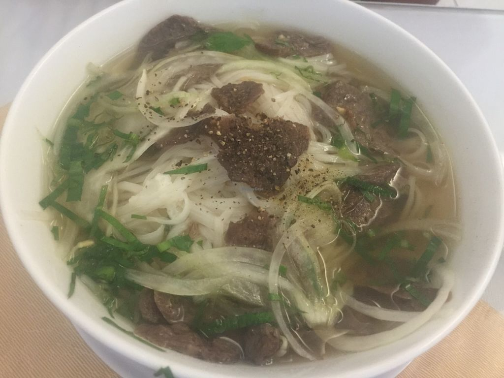 "Photo of Thien Duyen Ben Thanh  by <a href=""/members/profile/Tiggy"">Tiggy</a> <br/>Phở Bò/vegan beef noodle soup - July 2016 <br/> July 19, 2016  - <a href='/contact/abuse/image/17755/160818'>Report</a>"