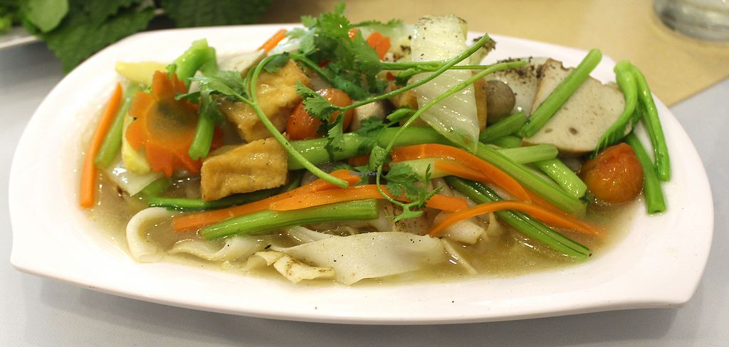 "Photo of Thien Duyen Ben Thanh  by <a href=""/members/profile/kezia"">kezia</a> <br/>Delicious mushrooms with Tofu!! So fresh and tasty <br/> January 26, 2018  - <a href='/contact/abuse/image/17755/351175'>Report</a>"