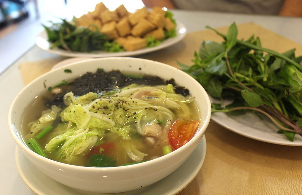 "Photo of Thien Duyen Ben Thanh  by <a href=""/members/profile/kezia"">kezia</a> <br/>Amazing Vietnamese soup  <br/> January 26, 2018  - <a href='/contact/abuse/image/17755/351184'>Report</a>"