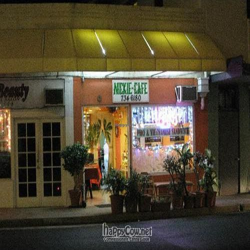 """Photo of CLOSED: Nickie's Cafe  by <a href=""""/members/profile/cvxmelody"""">cvxmelody</a> <br/>Front of restaurant <br/> December 23, 2009  - <a href='/contact/abuse/image/17787/3191'>Report</a>"""