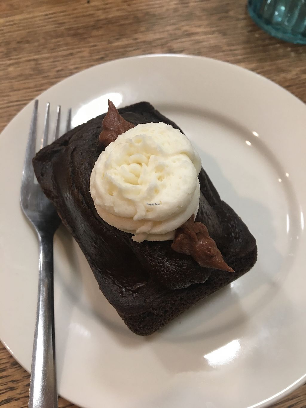 """Photo of Claire's Corner Copia  by <a href=""""/members/profile/Thepennsyltuckyvegan"""">Thepennsyltuckyvegan</a> <br/>Vegan """"Chocolate Loaf"""" <br/> January 11, 2018  - <a href='/contact/abuse/image/1781/345261'>Report</a>"""