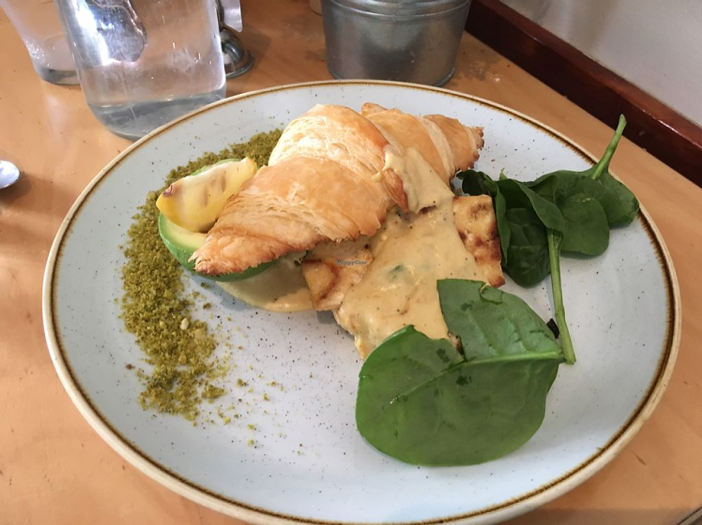 """Photo of Sol Breads Cafe  by <a href=""""/members/profile/Yolanda"""">Yolanda</a> <br/>vegan tofu benny breakfast  <br/> June 5, 2017  - <a href='/contact/abuse/image/17894/266176'>Report</a>"""