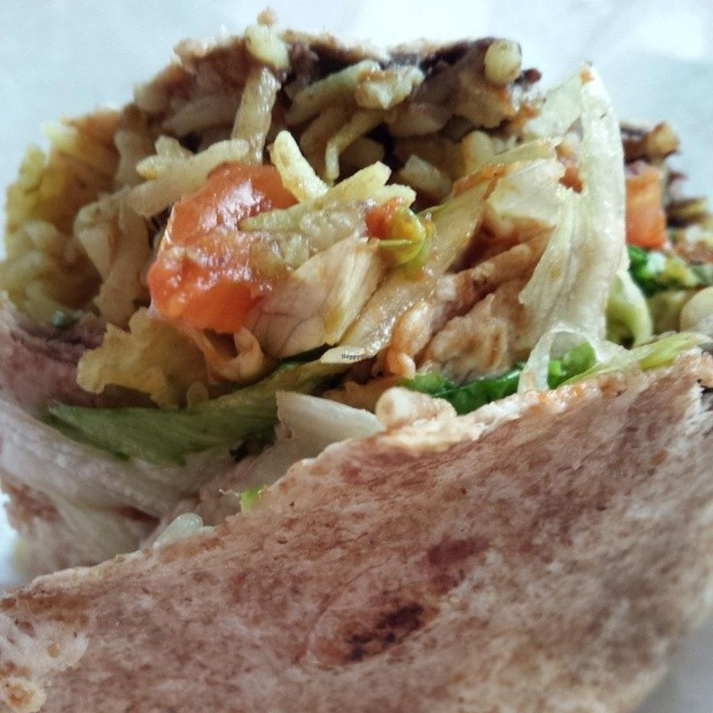 """Photo of Dolores  by <a href=""""/members/profile/cherryblossom153"""">cherryblossom153</a> <br/>Vegan Burrito <br/> March 12, 2015  - <a href='/contact/abuse/image/17917/95513'>Report</a>"""