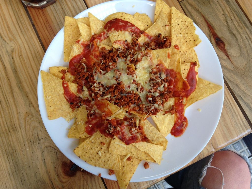 "Photo of Veganitessen  by <a href=""/members/profile/charlot669"">charlot669</a> <br/>Vegan nachos <br/> February 23, 2018  - <a href='/contact/abuse/image/17923/362845'>Report</a>"