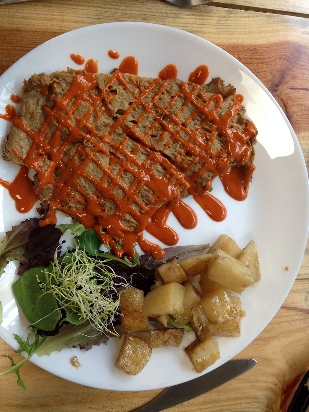 "Photo of Veganitessen  by <a href=""/members/profile/charlot669"">charlot669</a> <br/>Seitan Steak <br/> February 27, 2018  - <a href='/contact/abuse/image/17923/364416'>Report</a>"