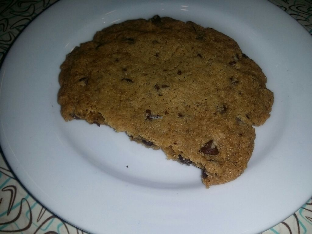 """Photo of Sticky Fingers Bakery  by <a href=""""/members/profile/zenmaestro"""">zenmaestro</a> <br/>gluten free chocolate chip cookie <br/> April 9, 2017  - <a href='/contact/abuse/image/1792/245957'>Report</a>"""
