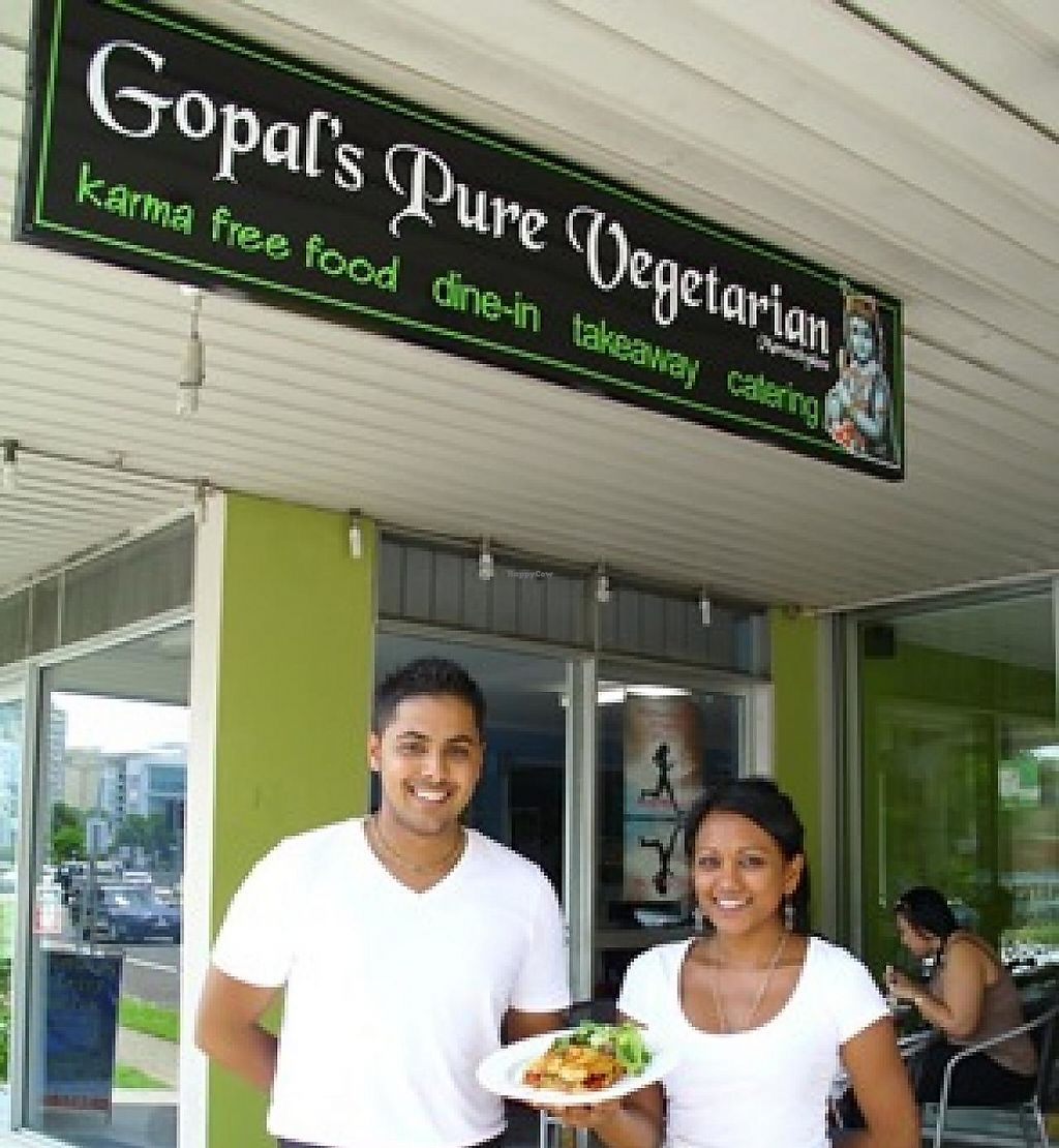 "Photo of Gopal's Pure Vegetarian Cafe - Maroochydore  by <a href=""/members/profile/community"">community</a> <br/>Gopal's Pure Vegetarian Cafe <br/> July 28, 2014  - <a href='/contact/abuse/image/17939/254671'>Report</a>"