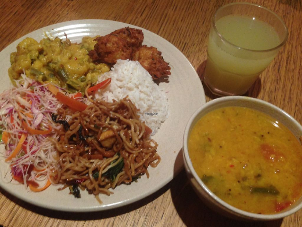 "Photo of Gopal's Pure Vegetarian Cafe - Maroochydore  by <a href=""/members/profile/ChloeCherry"">ChloeCherry</a> <br/>all for only $17! <br/> October 4, 2016  - <a href='/contact/abuse/image/17939/254672'>Report</a>"