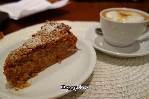 "Photo of CLOSED: Vega Fair Food  by <a href=""/members/profile/Gudrun"">Gudrun</a> <br/>vegan apple cake <br/> December 1, 2013  - <a href='/contact/abuse/image/17949/59567'>Report</a>"