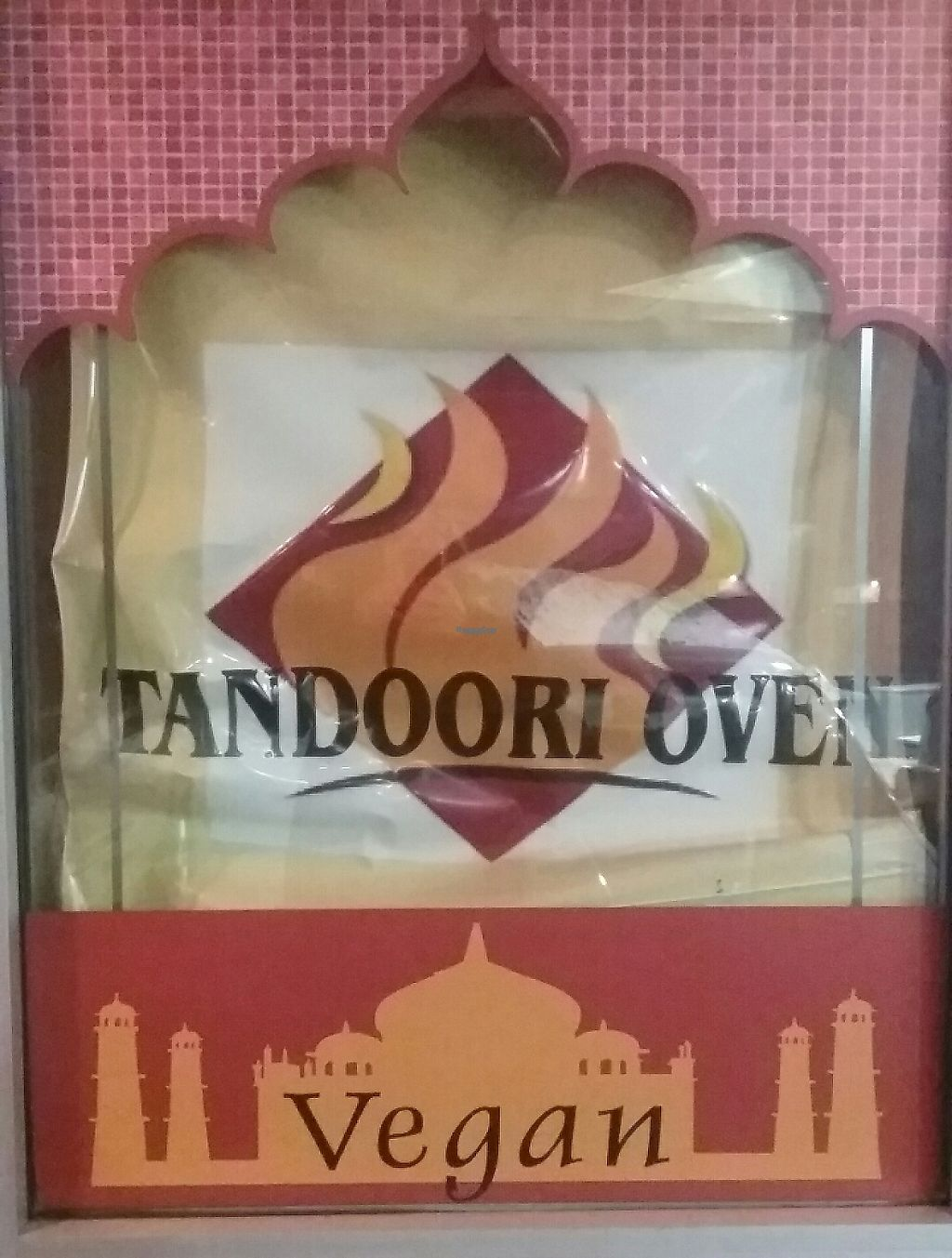 """Photo of Tandoori Oven  by <a href=""""/members/profile/VegHead12%3A34"""">VegHead12:34</a> <br/>outside window  <br/> January 15, 2017  - <a href='/contact/abuse/image/17967/230457'>Report</a>"""