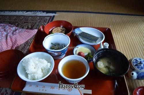 """Photo of Koyasan Temples  by <a href=""""/members/profile/Shauna333"""">Shauna333</a> <br/>Breakfast at Eko-in (March 2013) <br/> April 28, 2013  - <a href='/contact/abuse/image/18002/47471'>Report</a>"""