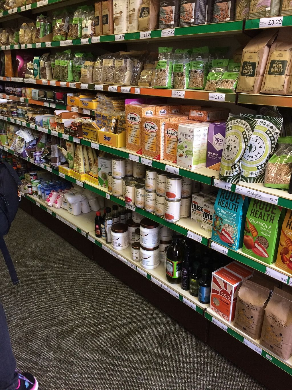 """Photo of Natural Choice  by <a href=""""/members/profile/Hoggy"""">Hoggy</a> <br/>Selection of produce <br/> September 21, 2017  - <a href='/contact/abuse/image/18016/306760'>Report</a>"""
