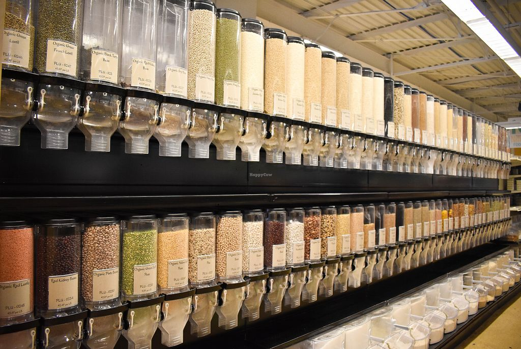 """Photo of Newark Natural Foods Co-op  by <a href=""""/members/profile/PatrickGalloway"""">PatrickGalloway</a> <br/>Such a large selection of bulk and other sustainable options for all diets <br/> May 15, 2018  - <a href='/contact/abuse/image/1801/400201'>Report</a>"""