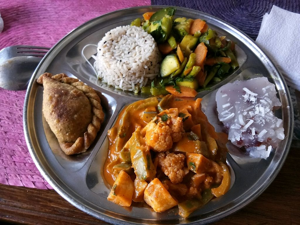 """Photo of Govinda Ram  by <a href=""""/members/profile/KevinMizen"""">KevinMizen</a> <br/>Good food <br/> January 14, 2018  - <a href='/contact/abuse/image/18065/346667'>Report</a>"""
