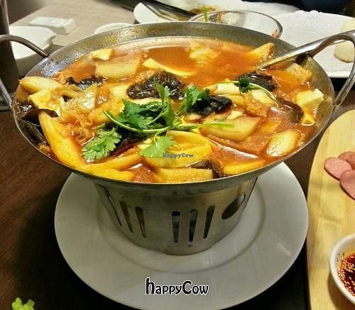 """Photo of SUHU - Vegetarian Tiger - Huayuan Building  by <a href=""""/members/profile/psiphi75"""">psiphi75</a> <br/>This was delicious <br/> November 23, 2012  - <a href='/contact/abuse/image/18162/40608'>Report</a>"""