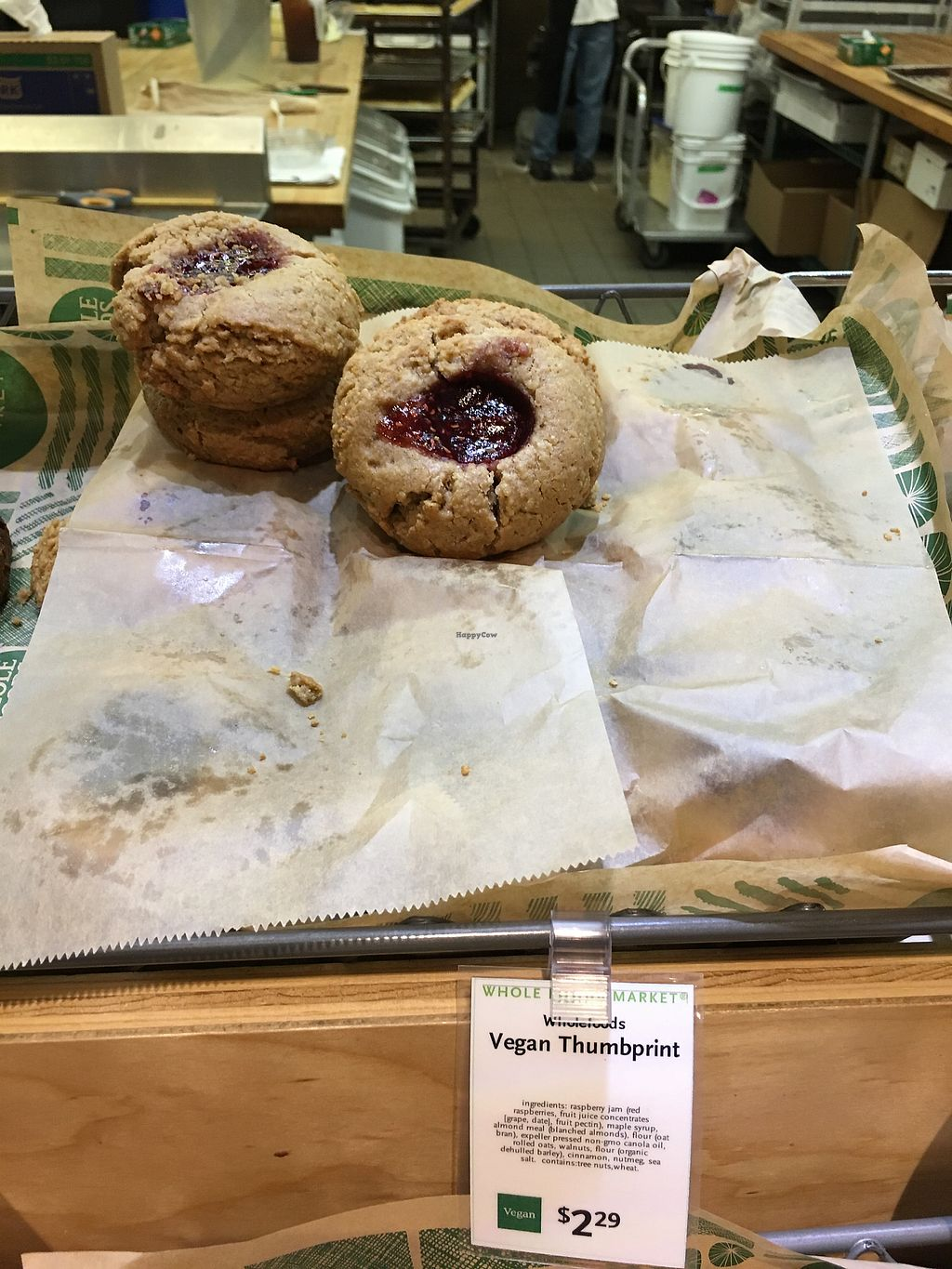 "Photo of Whole Foods Market - Cambie  by <a href=""/members/profile/Siup"">Siup</a> <br/>Vegan cookies <br/> December 12, 2017  - <a href='/contact/abuse/image/18186/335091'>Report</a>"