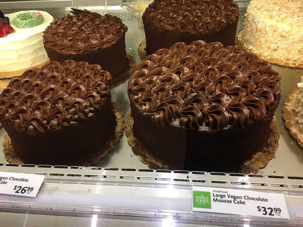 "Photo of Whole Foods Market - Cambie  by <a href=""/members/profile/Siup"">Siup</a> <br/>Vegan cakes  <br/> December 24, 2017  - <a href='/contact/abuse/image/18186/338588'>Report</a>"