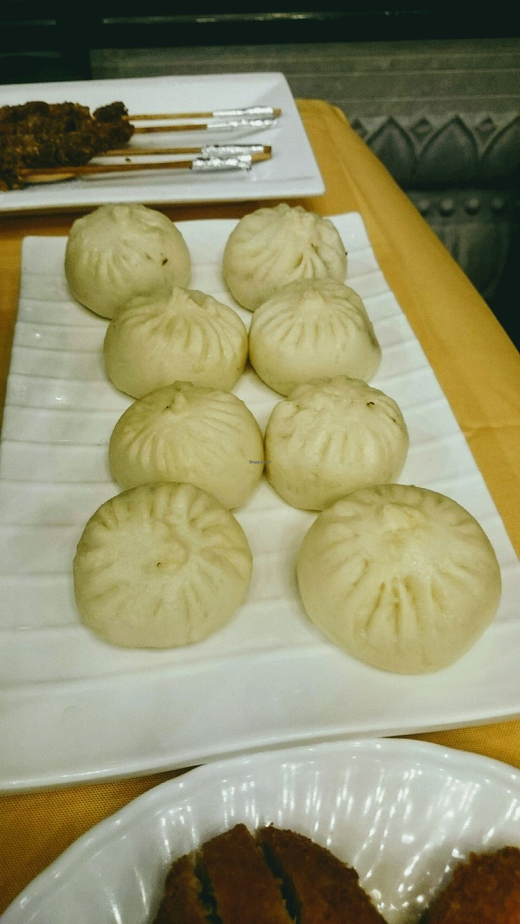 """Photo of Gongdelin Vegetarian Restaurant  by <a href=""""/members/profile/MonikaZar"""">MonikaZar</a> <br/>Dumplings  <br/> February 21, 2018  - <a href='/contact/abuse/image/18228/362073'>Report</a>"""